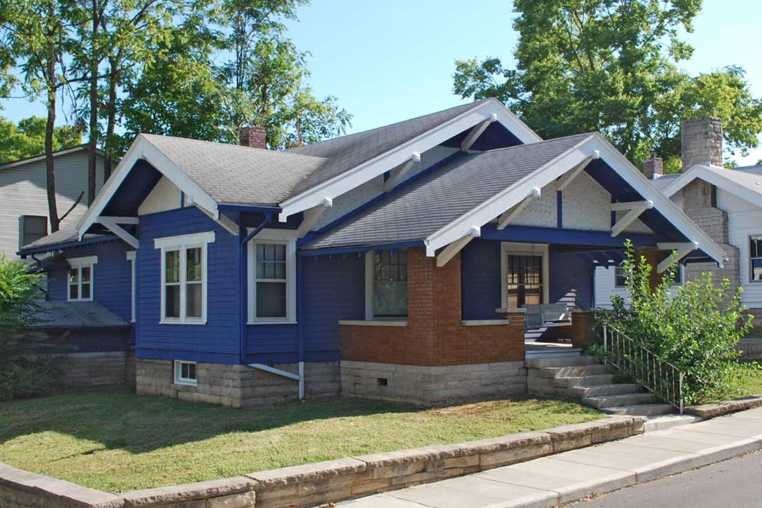 Stones Throw House Houses For Rent Bloomington Indiana In University Campus