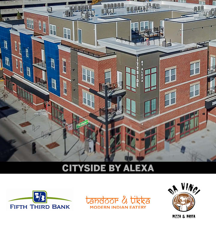 Cityside by Alexa commercial space