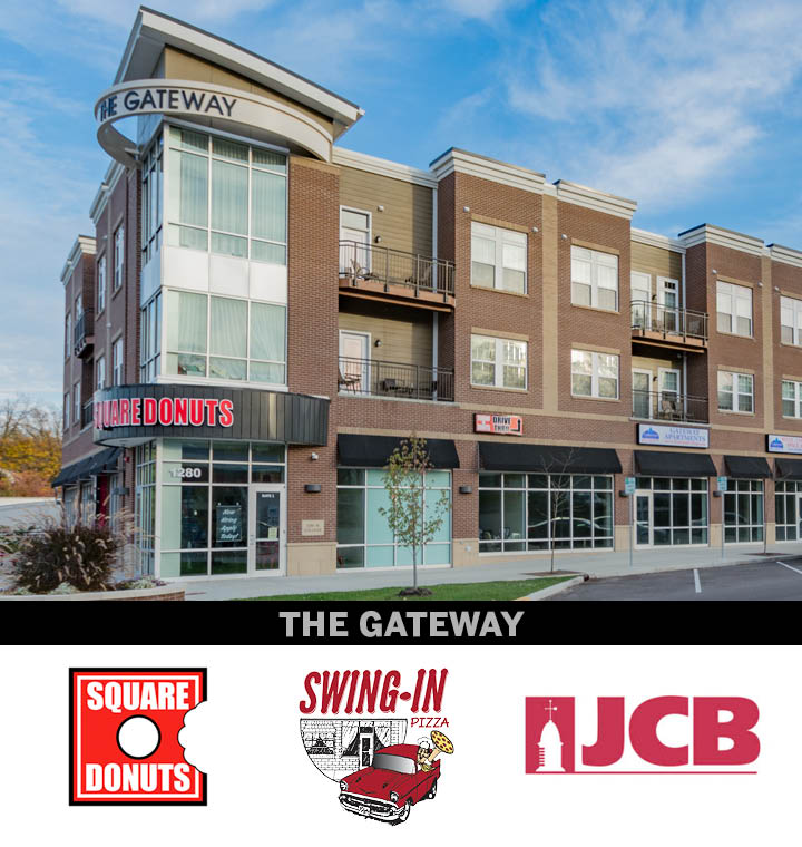 the gateway commercial space