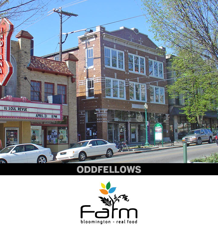 oddfellows building commercial space