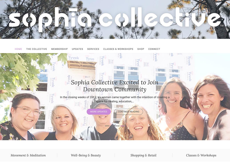 Now Open! Sophia Collective