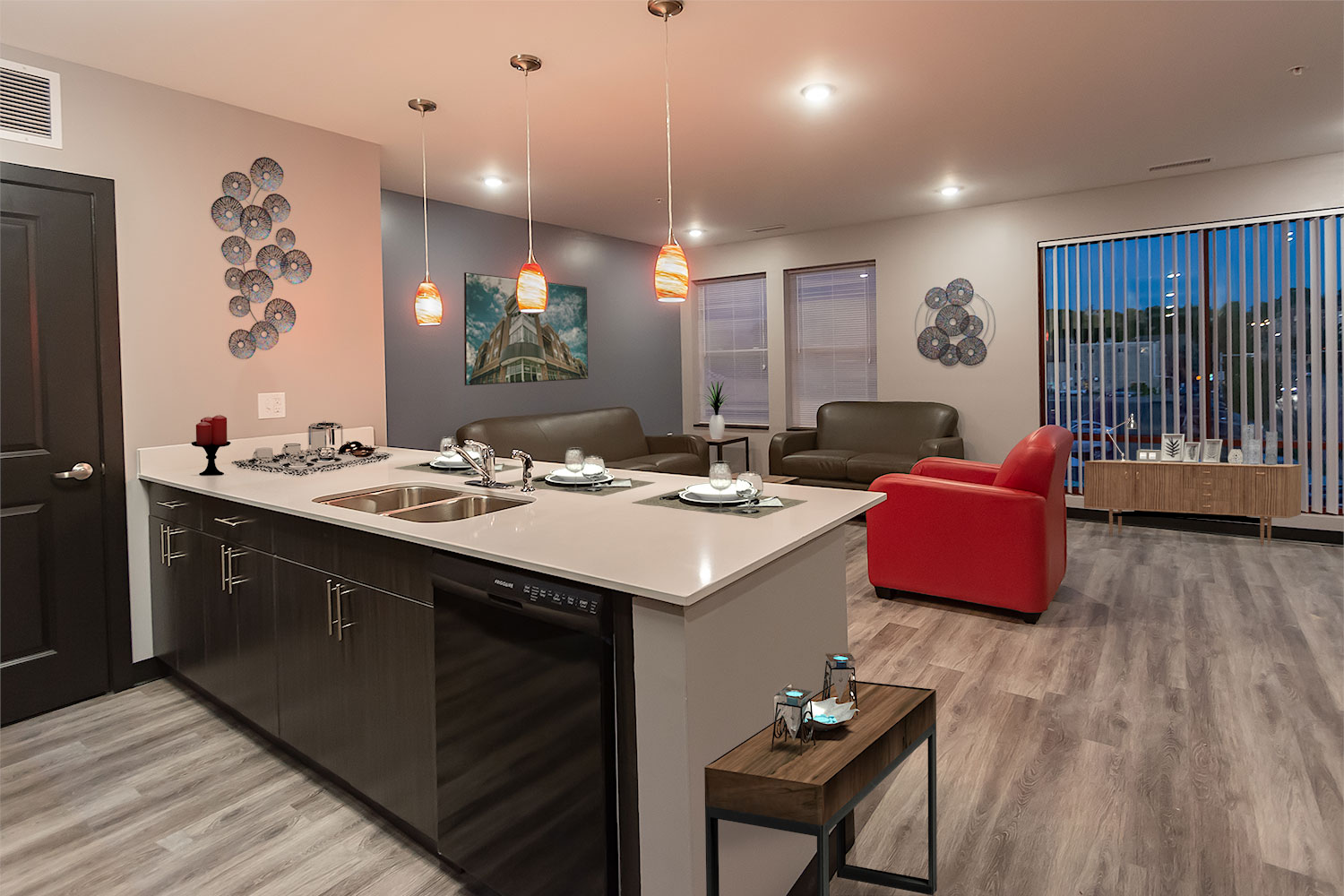 Cityside By Alexa Apartments Cedarview Management