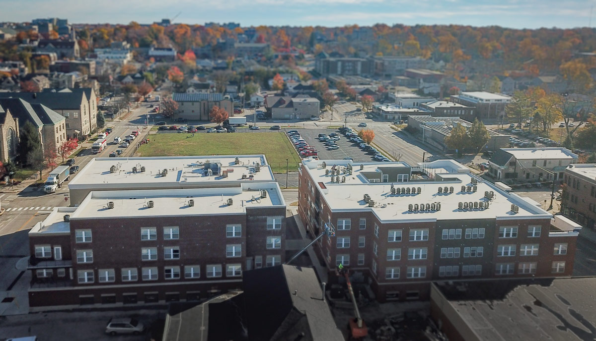 CitySide By Alexa Apartments | Cedarview Management ...
