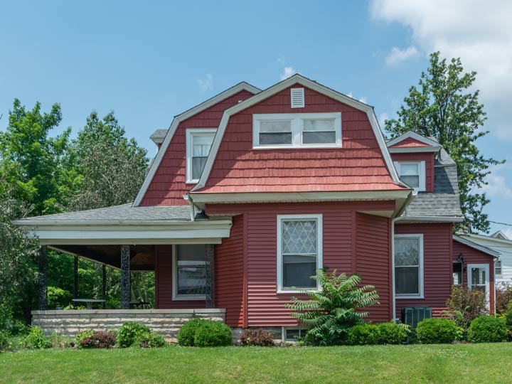 Red Barn House Rental-downtown-bloomington
