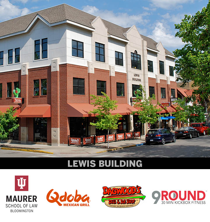the lewis building commercial space