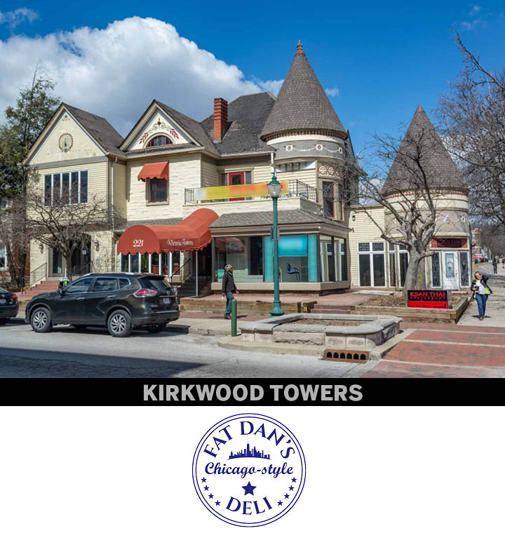 Kirkwood Towers Apartments Bloomington