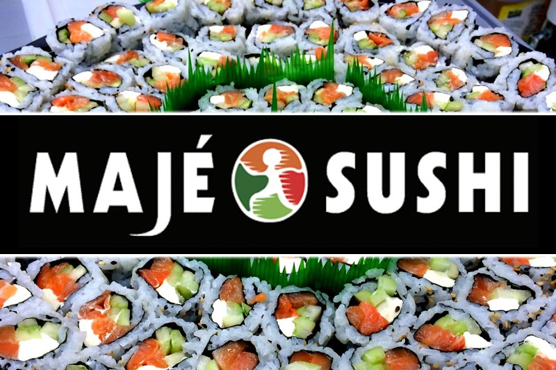 Maje Sushi Restaurant is Coming to Tenth & College!