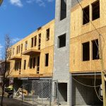 The Bentley Apartments – Construction